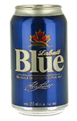 Labatt Blue Can