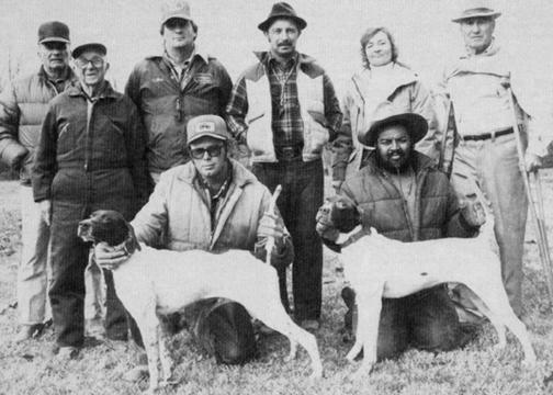 1982 Quail Invitational Winners