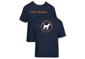 Setter Revenge T-Shirt