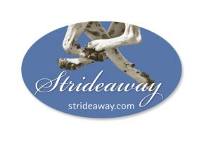 Strideaway Decal