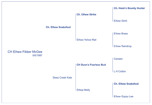 Elhew Fibber McGee_Pedigree