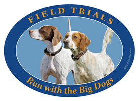 Field Trials - Run with the Big Dogs